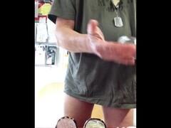 Mature black amateur has nice big boobs Thumb