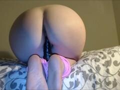 Spreads her legs to show pussy- Nao Yoshizaki Thumb