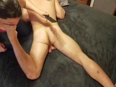 Stocking mature lady lesbian masturbation Thumb