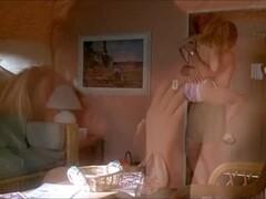 Blonde Eurobabe POV Anal Thumb