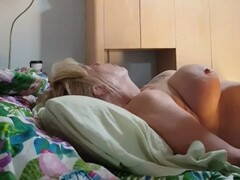 Waking up to two hotties with toys Thumb