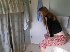 Amateur butt bouncing video Thumb