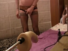 gorgeous brunette with hot pussy playing(4).flv Thumb