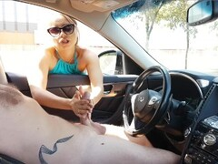 Lusty Lina is getting fucked hard by an old dude Thumb