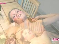 Nasty 18 years old latina babe bangs a huge black cock Thumb