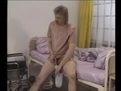 vintage - gerd weyer in rubber hospital (fetish).mp4 Thumb