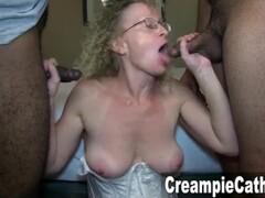 Huge bbc creampie compilation Thumb