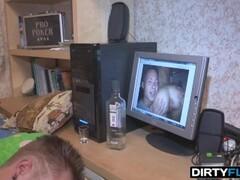 Dirty Flix - Sunny - Interracial cuckold reality Thumb