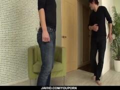 Amazing bondage Japanese porn with Rino Sakuragi Thumb