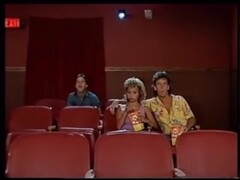 vintage, fetish - tom byron, marc wallace and martha mallory in the cinema.mp4 Thumb