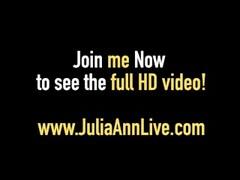 The Hottest Milf In Porn Julia Ann Bangs A Total Porn Newbie Thumb