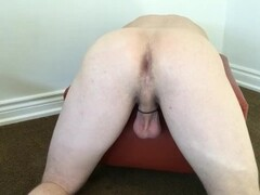 Prostate exam turns NASTY, MILKED and cum poured in ass!! Thumb