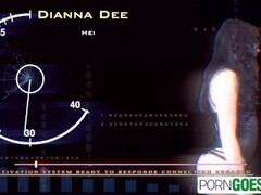 PornGoesPro - Teen Dianna Dee is punished by a big dick in POV, big booty Thumb