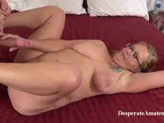 April O'Neal - Sultry Solo Thumb