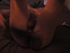 Punishment figging with anal play and flogging. Thumb