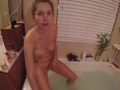 Real life pussy shaving not trying to be sexy just the reality of it Thumb