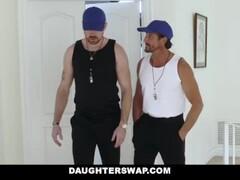 DaughterSwap - Cute Tennis Girls Fucked by Stepdads Thumb