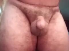Jim Shaving his Testicles Thumb