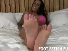 Foot Worshiping and Foot POV Tube Porn Thumb
