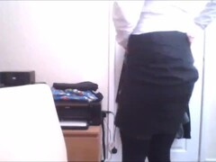 Busty Office Secretary Bounce POV Thumb