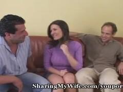 Lucky Stranger Bangs Wife Thumb