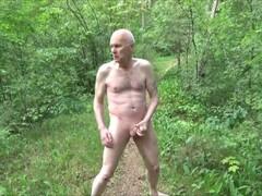 Ulf Larsen public nude & pee Thumb