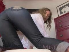 Mistress T in Tight Jeans Thumb