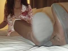Hotwife JOI cuckold husband - Anita Cummings Thumb