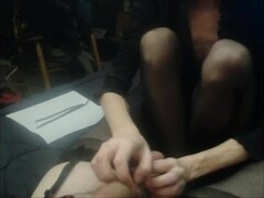 I Love My Hot Wife Who Dresses Me Up and Tortures My Cock Thumb