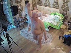 Double Dildo Masturbation for Tight Teen (CreamyDanielle) - 4k Thumb