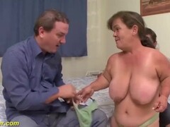 two midgets in a threesome fuck orgy Thumb
