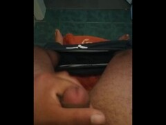 SMALL PENIS CUM Thumb