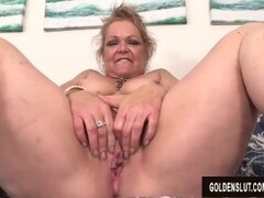 A Fucking Machine Makes Horny Grandma Kelly Leigh Climax Thumb