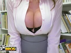 BANGBROS - MILF Teacher Ariella Ferrera Helps Young Juan El Caballo Loco Pass His Class Thumb
