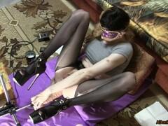Hung Vanilla fucks ass and cum, pt3 Thumb