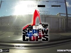 Screw the Cops - Penelope Reed POV sex with on duty cop Thumb