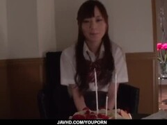 Yuria Mano receives teacherґs dick for a few spins  - More at javhd.net Thumb
