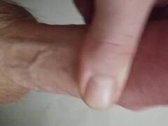 Jerking Dick and Cum Hard.mp4 Thumb