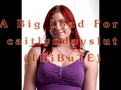A Big Load For caitlyndayslut (TRiBuTE) (HD) Thumb