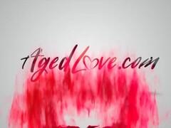 AgedLovE Savana and Marc Kaye Hardcore Sex Video Thumb