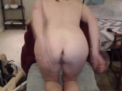 Wild n crazy dirty Canadian MILF gaping her broken holes Thumb