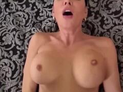 Spizoo - Petite Abigail Mac fucking a huge cock, bubble butt & huge tits Thumb