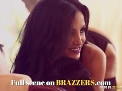 BRAZZERS - Hot milf Monique Alexander cucks her husband Thumb