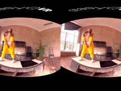 Compilation of gorgeous solo girls teasing in HD Virtual Reality video Thumb