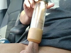 edging in the car part 2.mp4 Thumb
