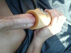 edging in the car part 3.mp4 Thumb