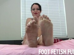 Foot Porn And Femdom Feet Fetish Videos Thumb