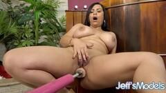 Morgana Steele - Shacking my ass and doggy fucked POV Thumb