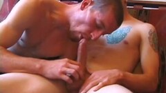 Rahyndee James Brunette Babe Blowjob And Bent Over Balcony Fucking Thumb