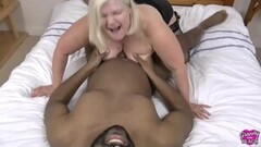 Hot new pornstar Alex Coal fucked in first porn scene Thumb